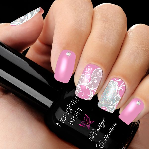 102 PRESTIGE Collection - Nail Art Water Decal Transfer Tattoo ...