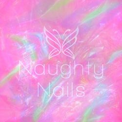 Opalescent PINK Angel Paper Mylar Sheet Shattered Glass Nail Art Embed Cellophane